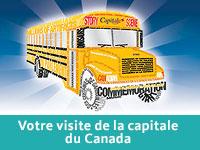 Votre visite de la capitale du Canada