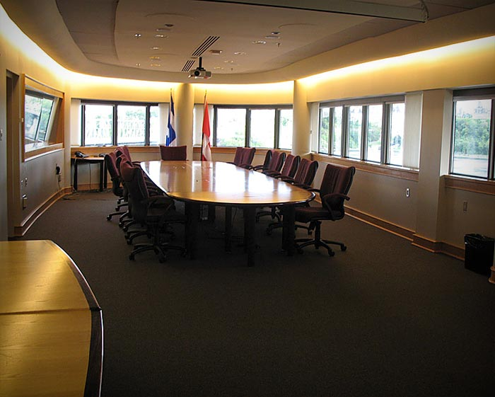 Executive Boardroom Conference And Meeting Rooms