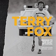 Terry Fox souvenir catalogue