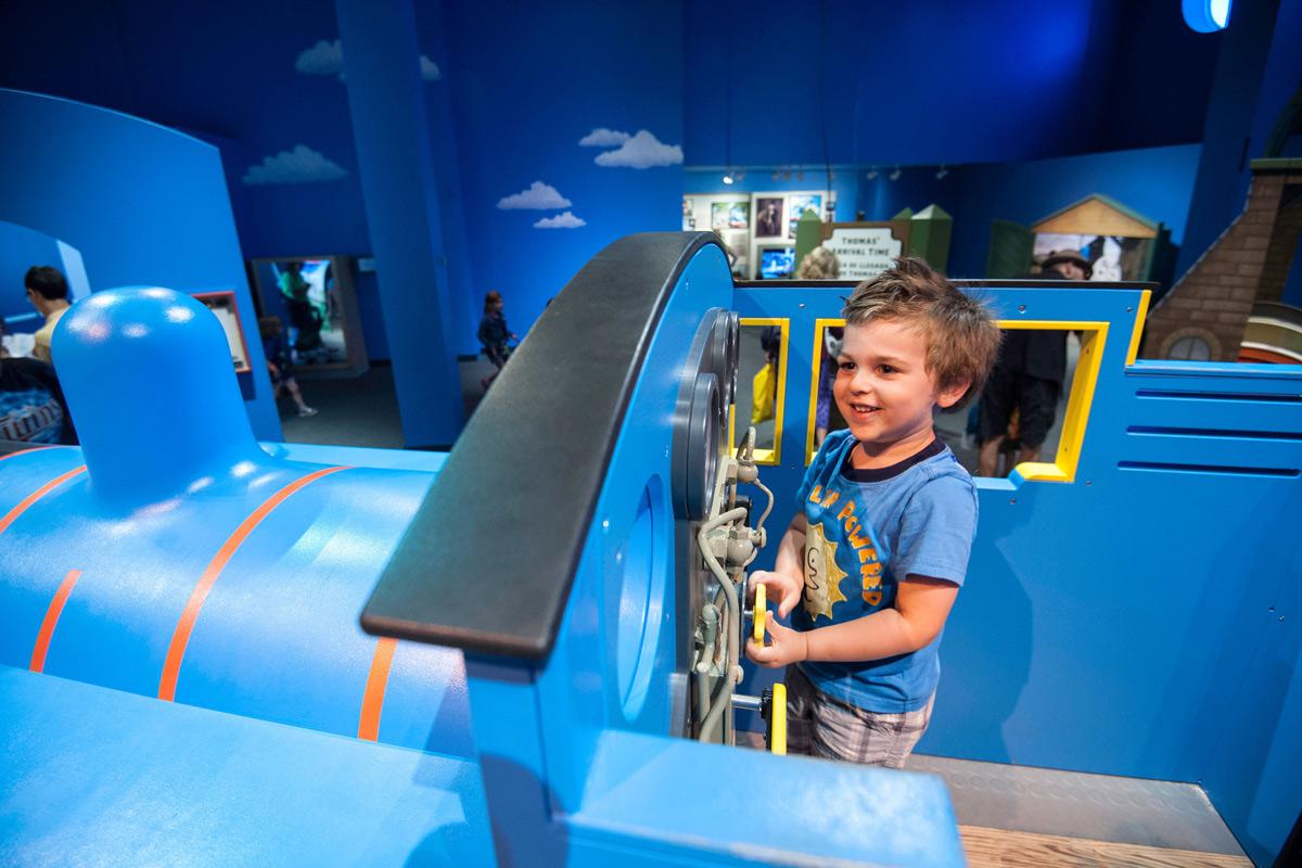Thomas & Friends – Explore the Rails