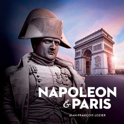 Napoleon and Paris souvenir catalogue cover