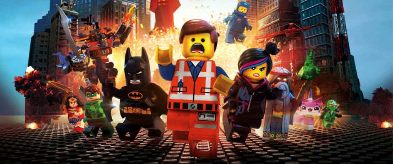 Lego movie 3d listings - Hire camper trailer brisbane qld