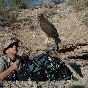 Cameraman Kevin Flay