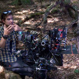 Cameraman Jonathan Jones
