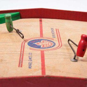 Tabletop hockey