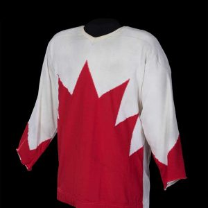 Paul Henderson's Summit Series jersey