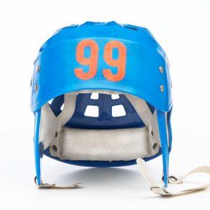 Wayne Gretzky's helmet