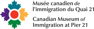 Logo - Canadian Museum of Immigration at Pier 21