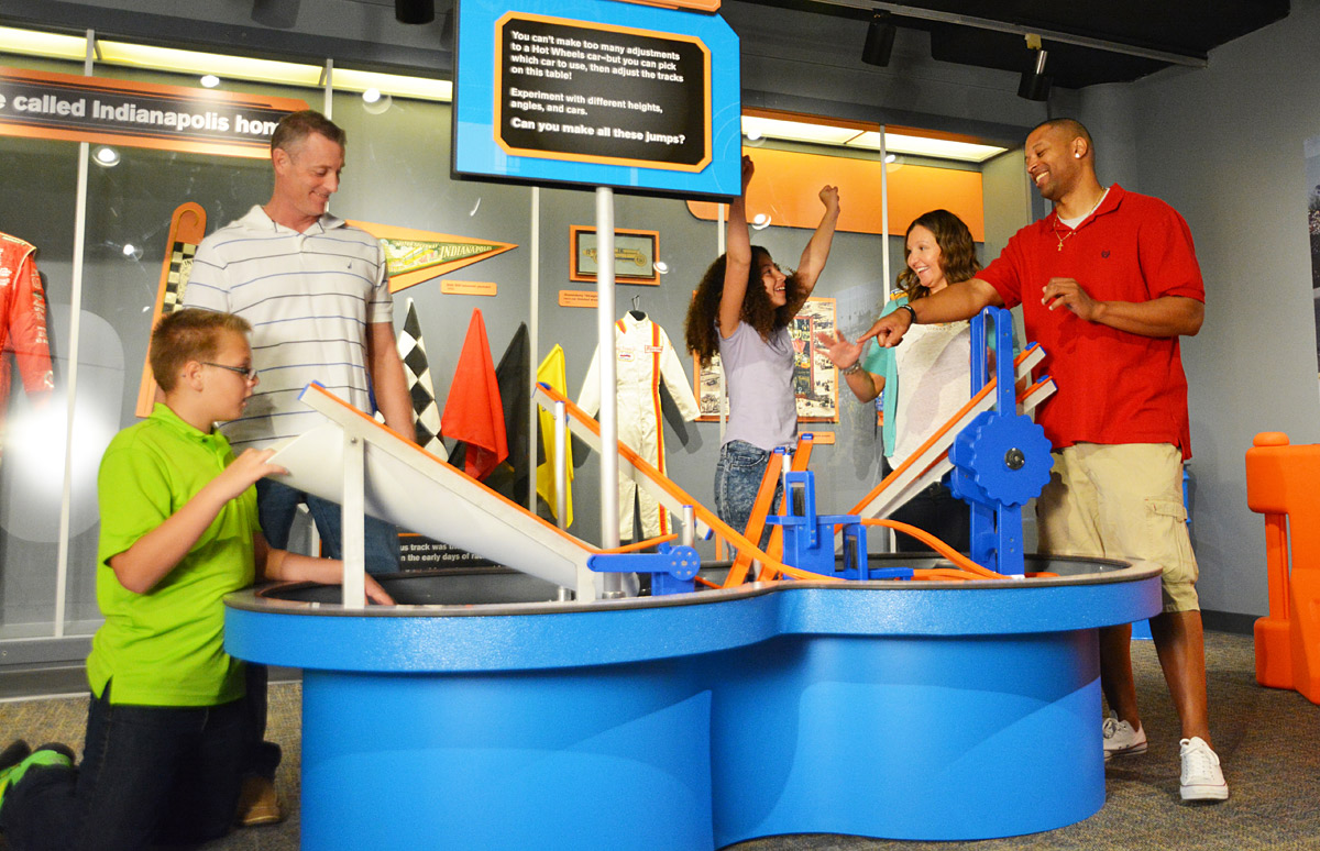 Hot Wheels Race To Win Canadian Museum Of History