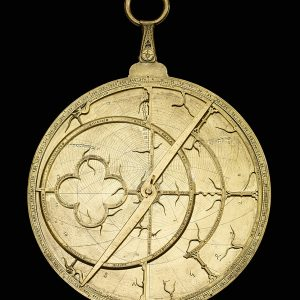 Astrolabe, England, 1342