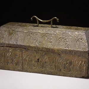 Casket with Romantic Scenes, Southern France or Spain, 1450–1530