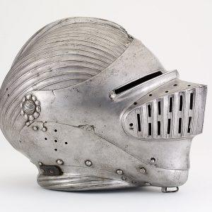 Armet Helmet, Austria, 1500–1525