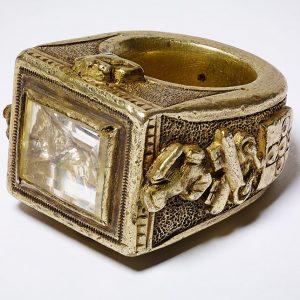 Papal Ring, Italy, 1458–1464