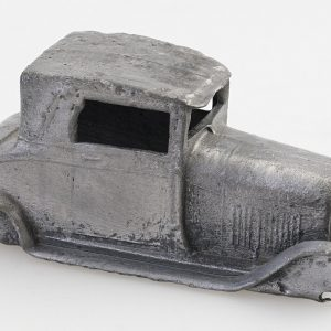 Toy car made of tin