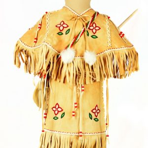 Outfit worn by a child
