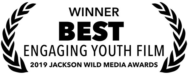 Logo - 2019 Jackson Wild Media Awards, Winner Best Engaging Youth Film