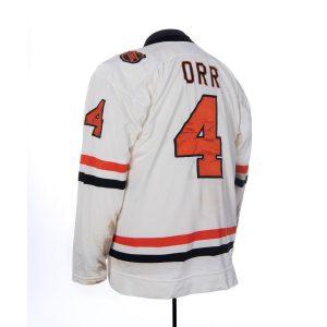 Bobby Orr hockey jersey
