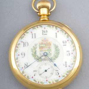 Pocket watch belonging to Sir John A. Macdonald