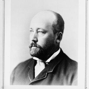 Portrait of William Cornelius Van Horne, CPR General Manager