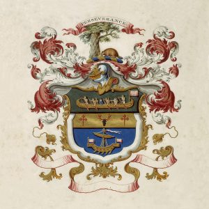 Coat of arms, North West Company