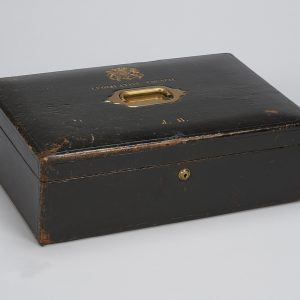 Dispatch box