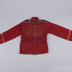 Child's Mountie suit jacket